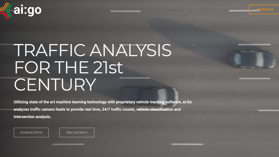ai-Go TMS | Traffic Management for the 21st Century