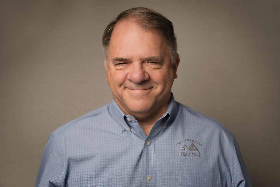 Headshot of founder of Capstone Christian Academy, one of the Christian schools in Las Vegas