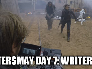 #IGWritersMay - Day 7 - Writer Dreams