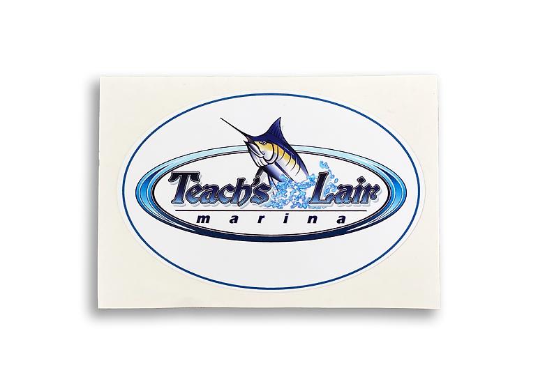 Sticker - Classic Logo