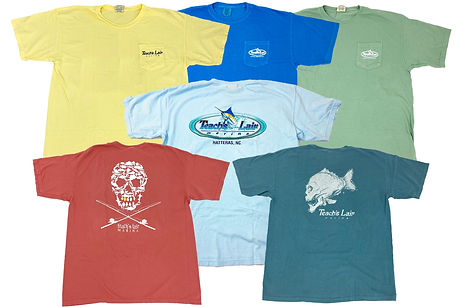 Teach's Lair T-Shirt Collection