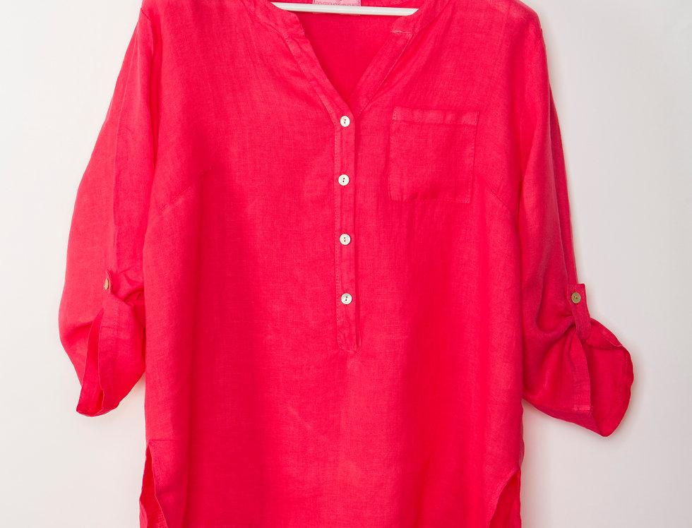 RITA - Linen Shirt