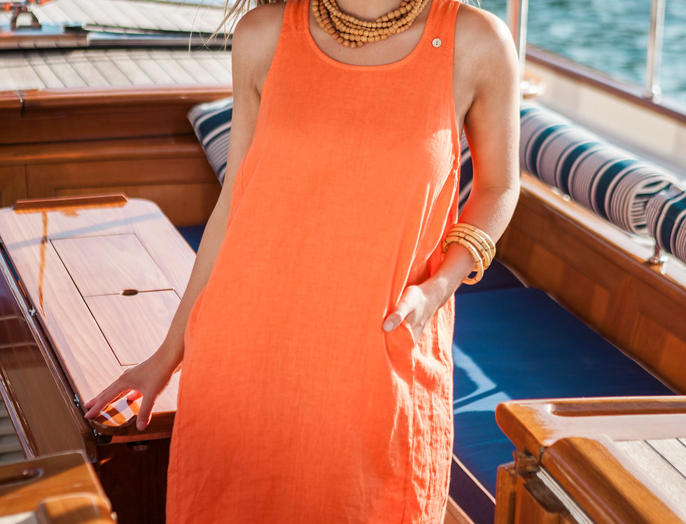 MIA - Linen Dress