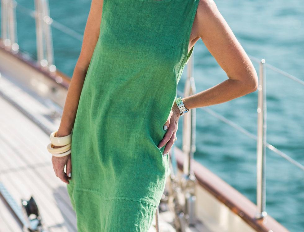 MAXI - Linen Dress