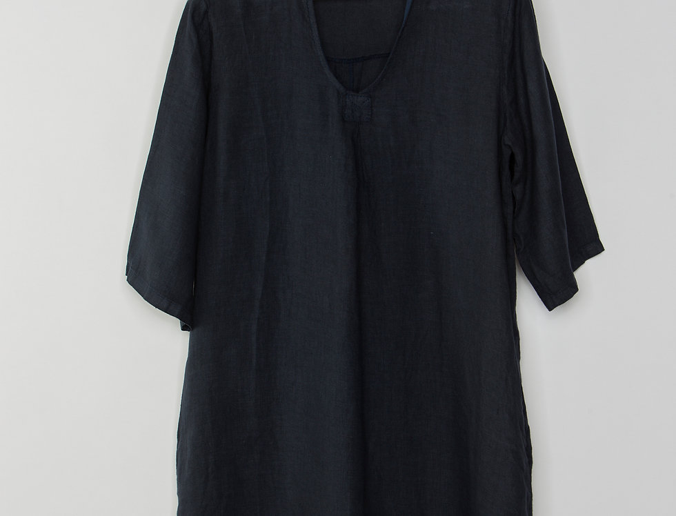SARAH - Linen Dress