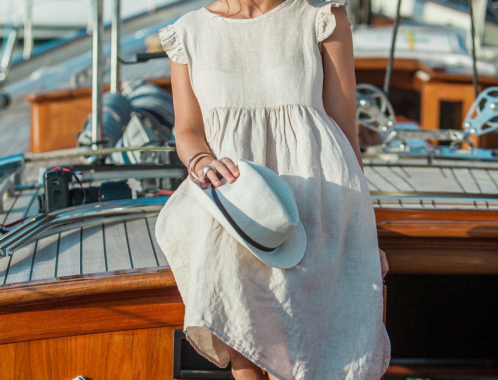 JULIA - Linen Dress