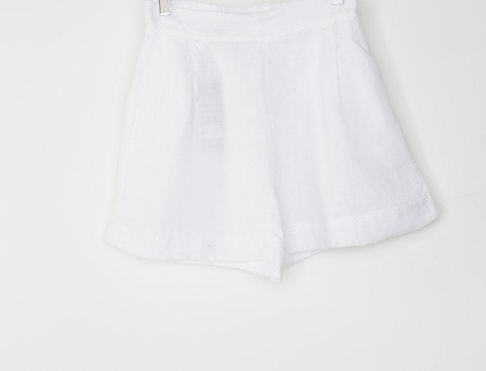 OLIVIA - Linen Short