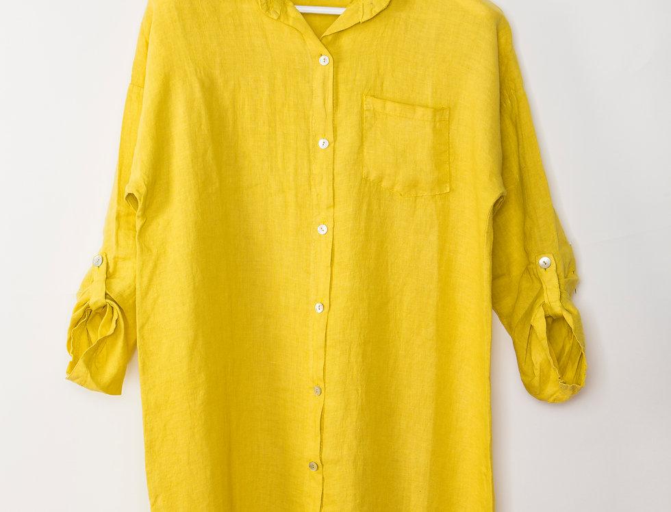 LIZA - Linen Dress