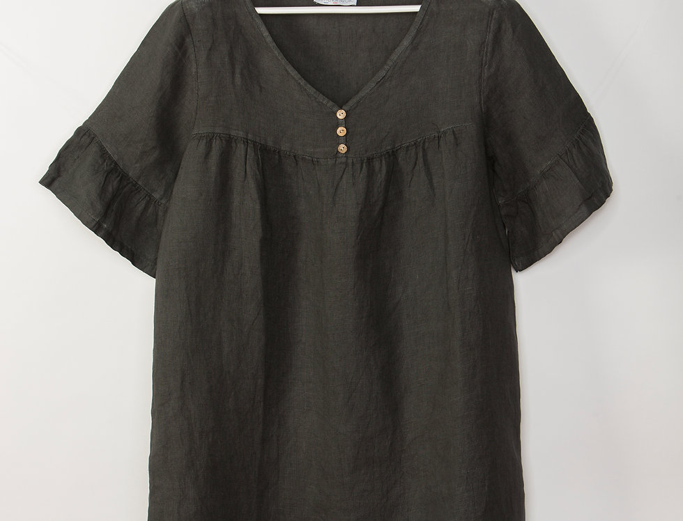 PEARL - Linen Dress