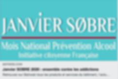 Alcool, Prévention, Addictions, Mois national, Mois sobre, Janvier sobre