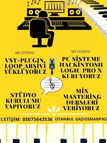VST-Plugin-Loop Arşivi + 2TB HDD