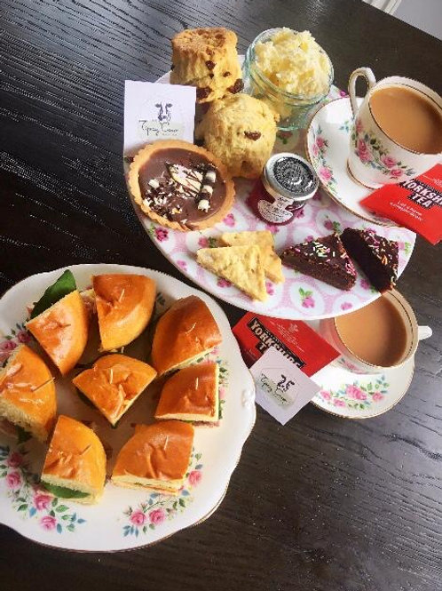 Afternoon Tea - per person