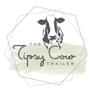 The Tipsy Cow Trailer Official Logo