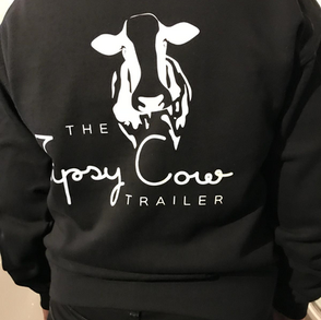 Our new hoodies to keep us warm at the Christmas Markets