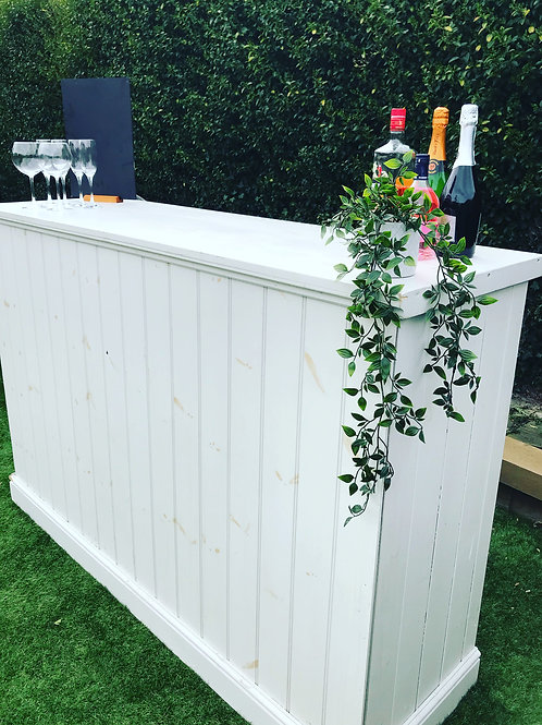 Free Standing Bar Hire
