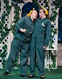 Much Ado About Nothing at Pennsylvania Shakespeare Festival - 2014