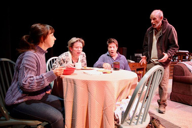 Speed of Darkness at Chenango River Theatre - 2017