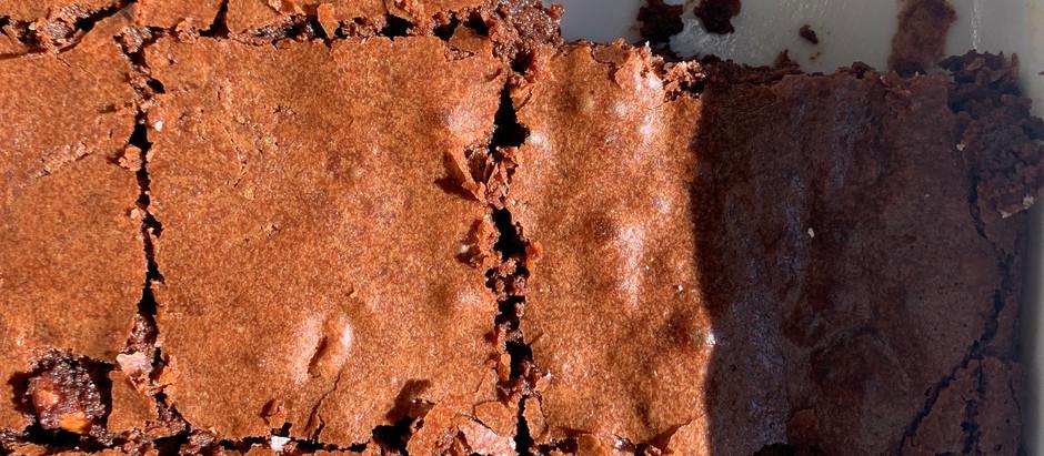Brownies aux cacahuètes, comme aux USA #confinement