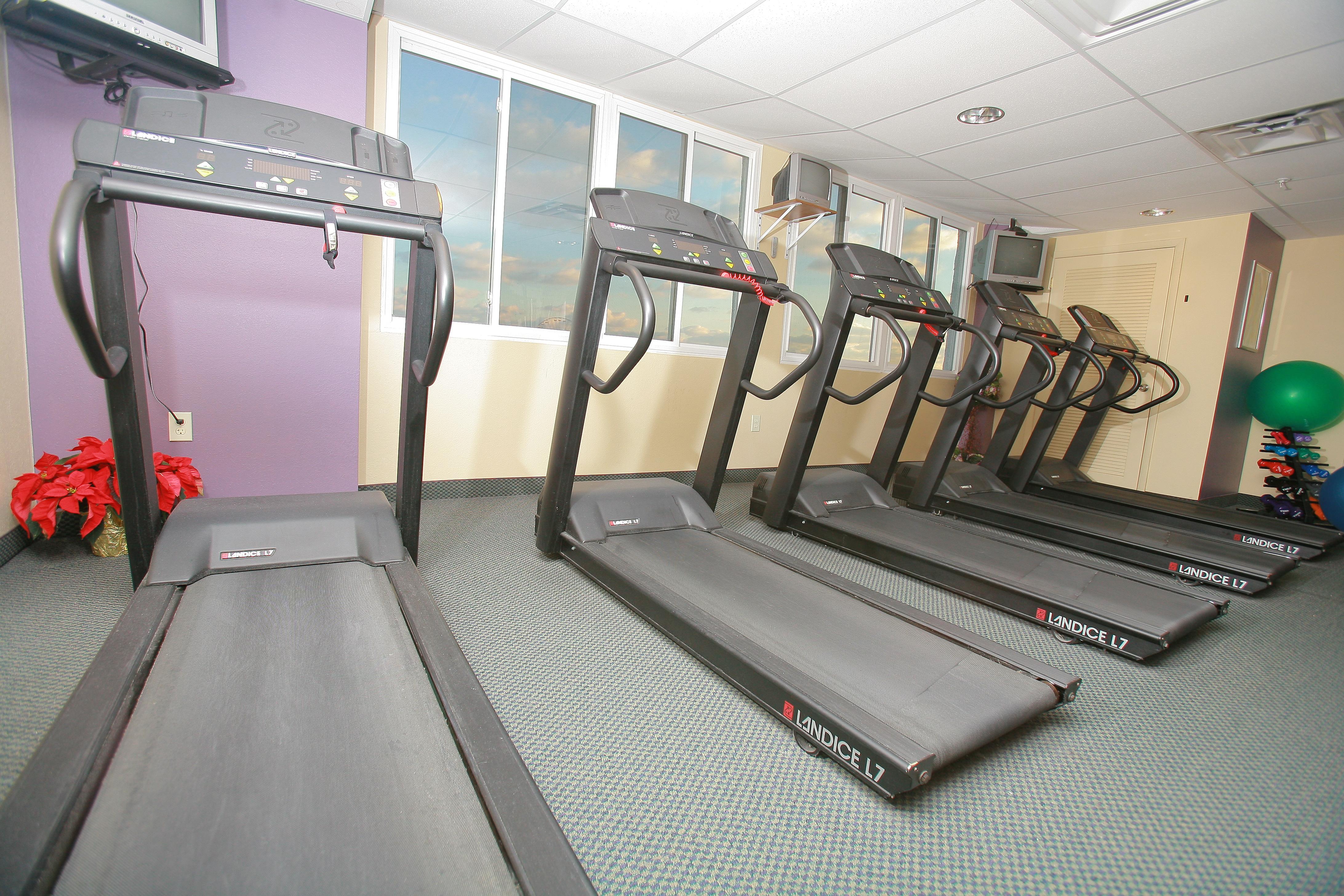 Fitness Center 10