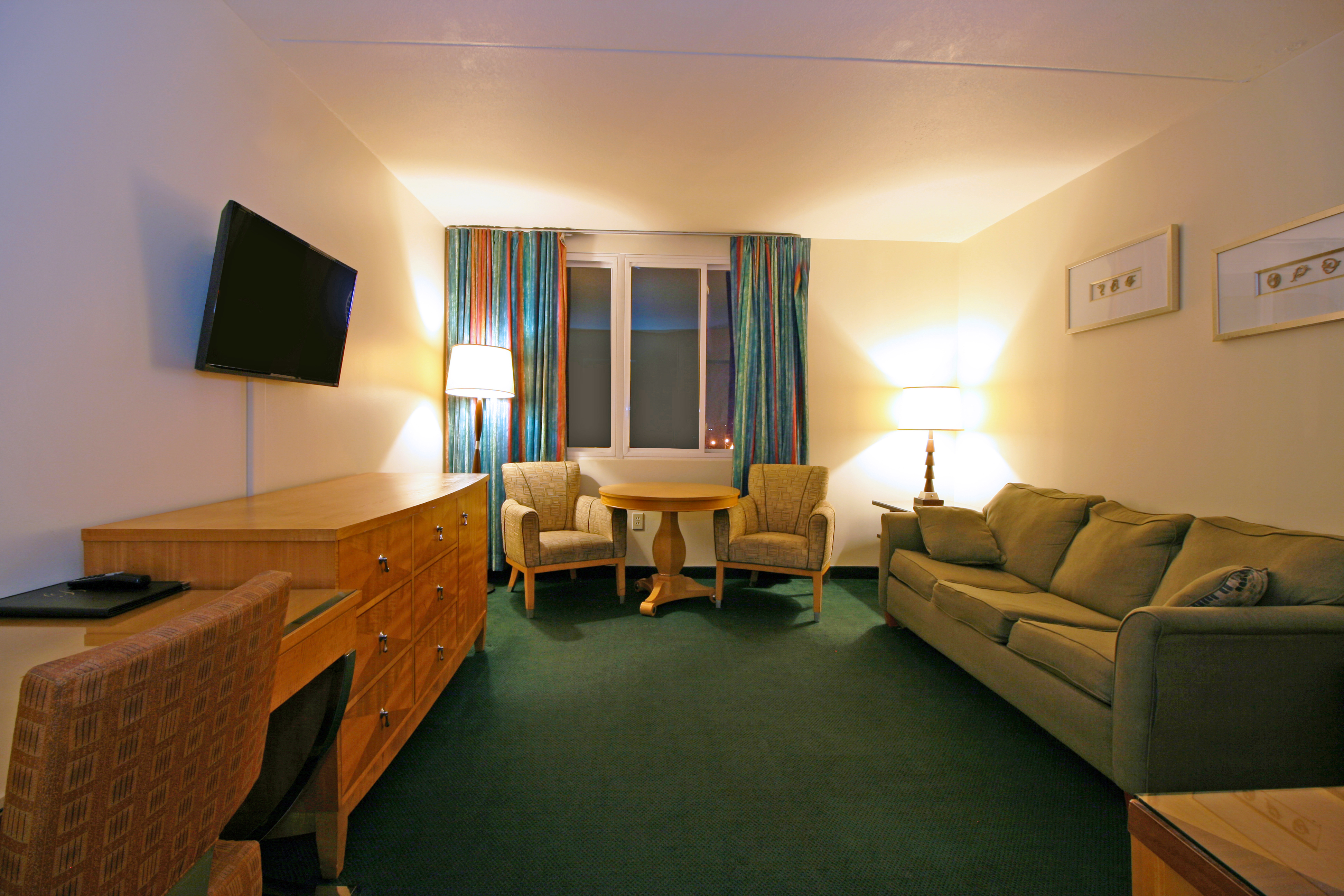 Two Room Suite 1