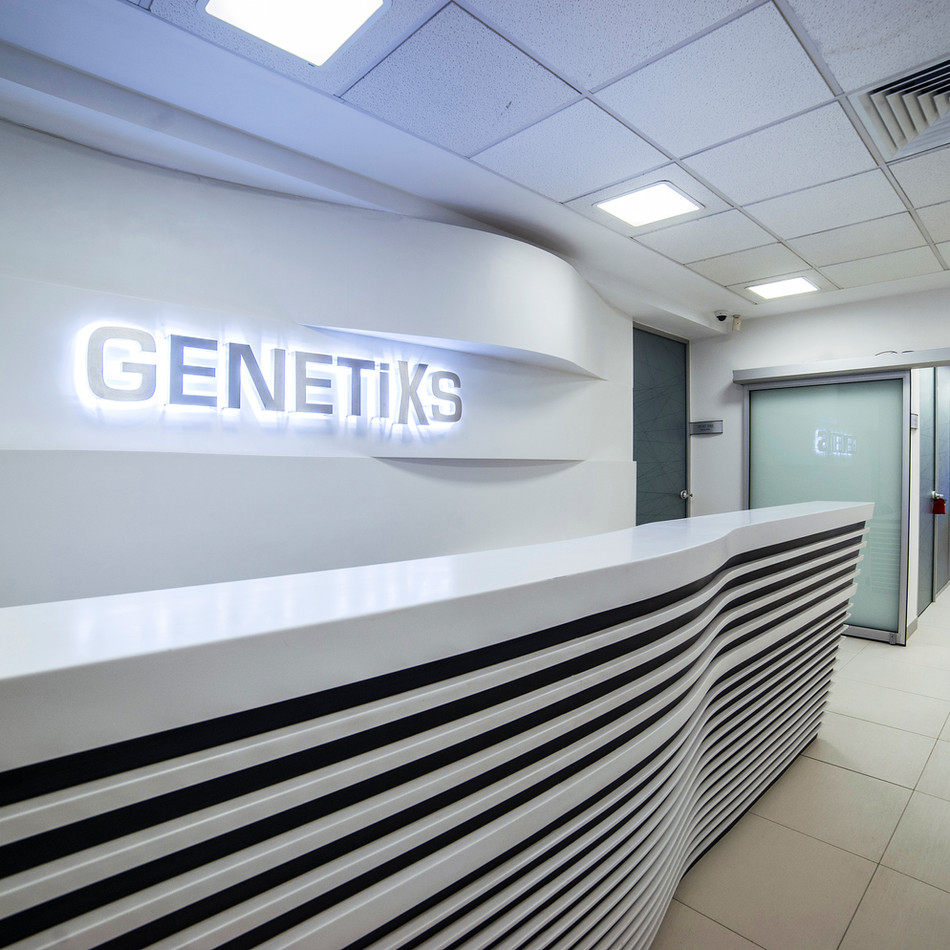 Genetiks Genetic Laboratory Center