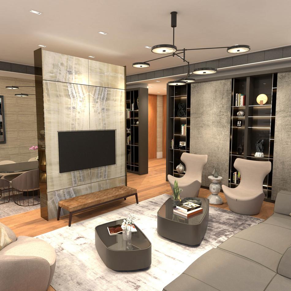Zorlu Private Residence Flat