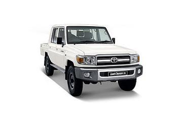 Toyota Land Cruiser 79 (Double Cab)