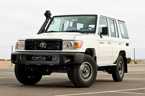 Toyota Land Cruizer HZJ-76