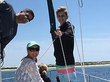 sailing pensacola beach