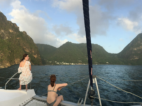 St. Lucia to Grenada - Day 2