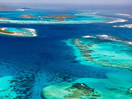 Tobago Cays - Days 5 and 6