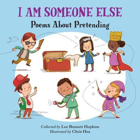 Janet Fagal Poem in Children's Anthology I Am Someone Else