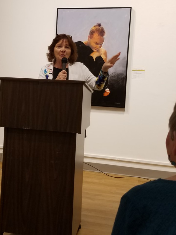CNY Branch Pen Women Receive Central New York Arts Community Grant
