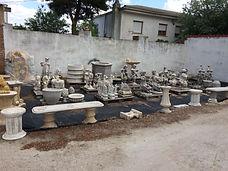 Decoración en Piedra - Viveros Fuentidueña