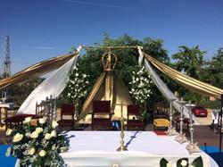 Coronación de la Virgen de Alarilla