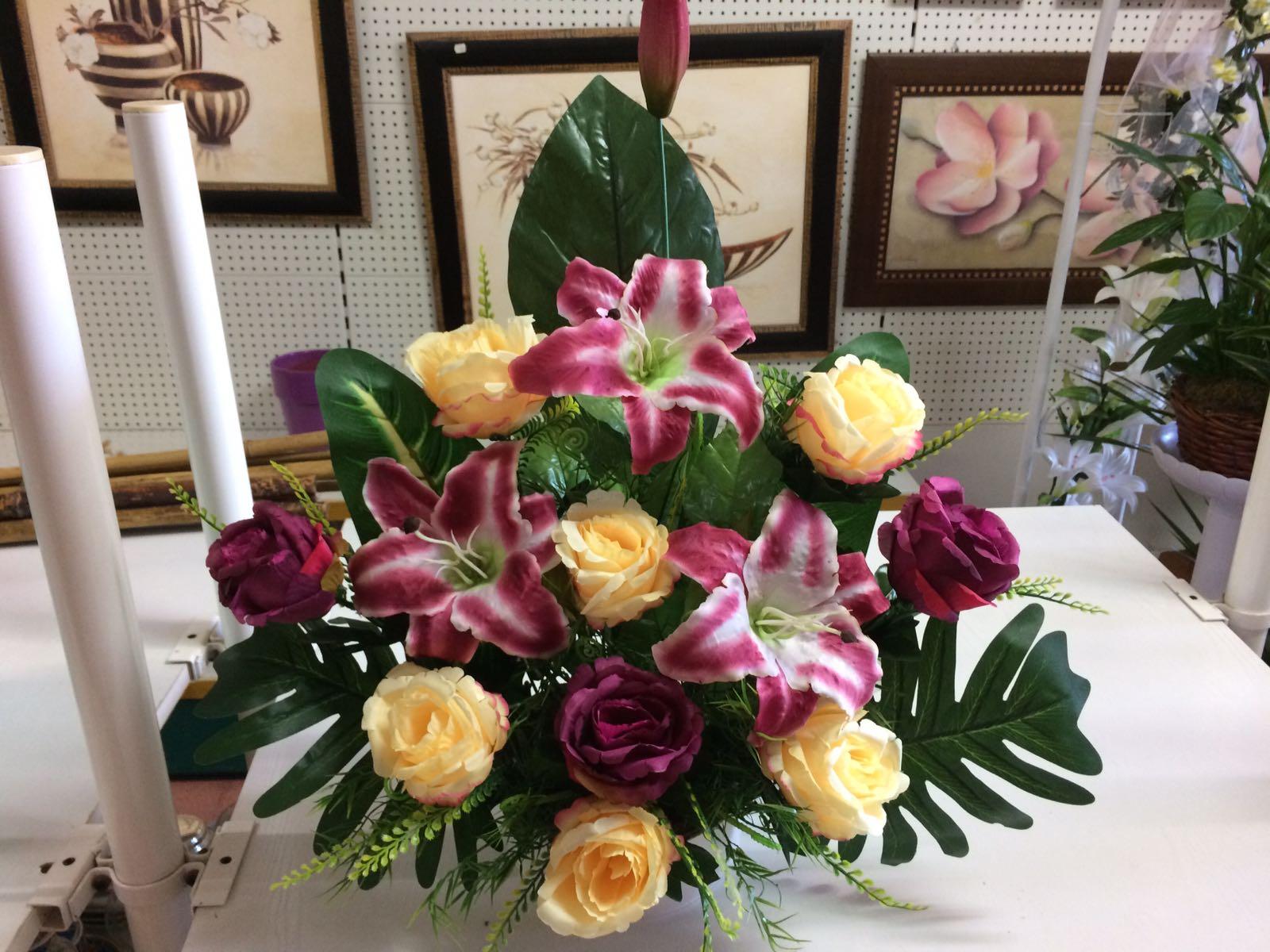 Flor Artificial - Modelo FA03