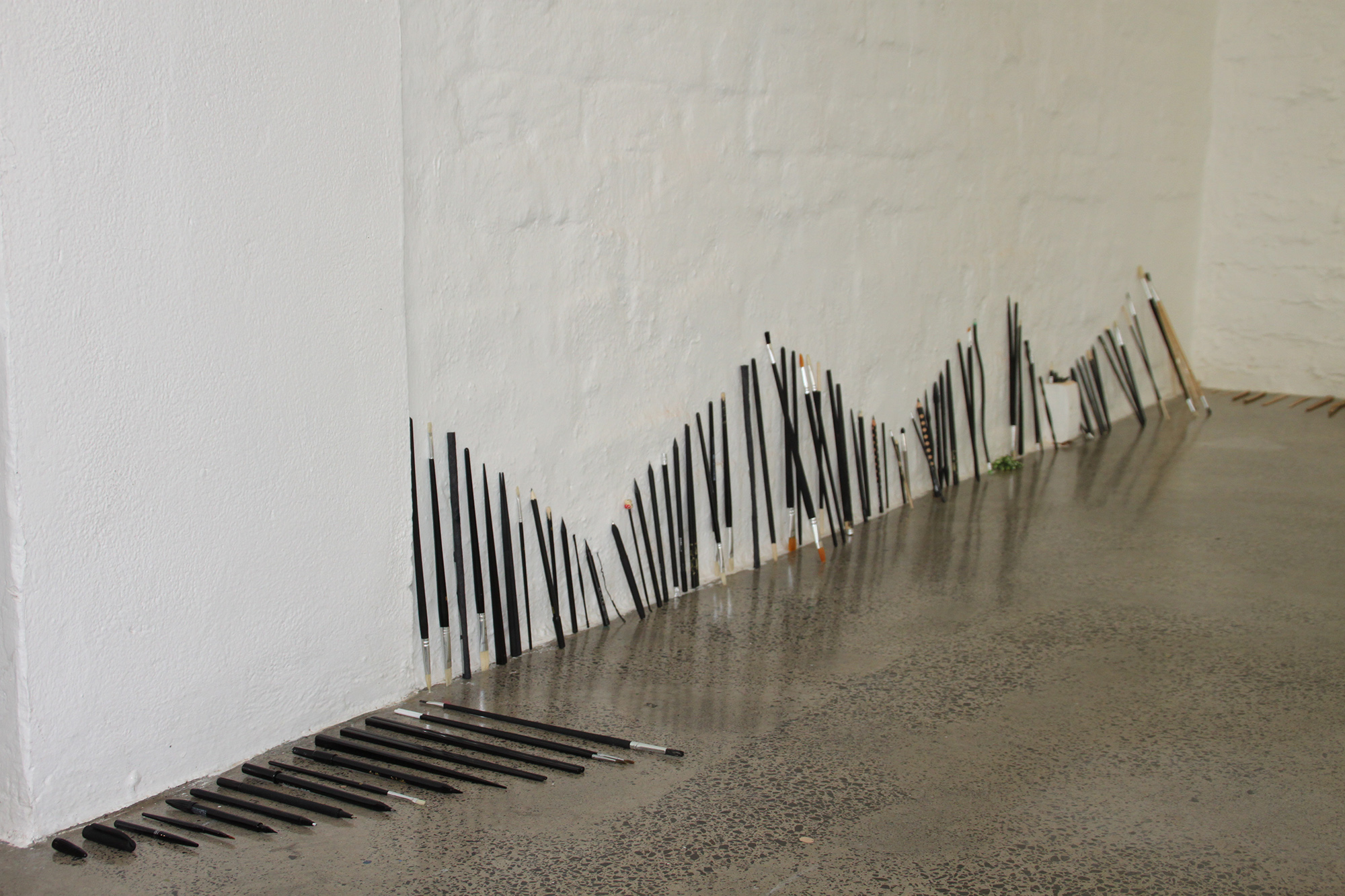 이다슬, Installation view, 2015
