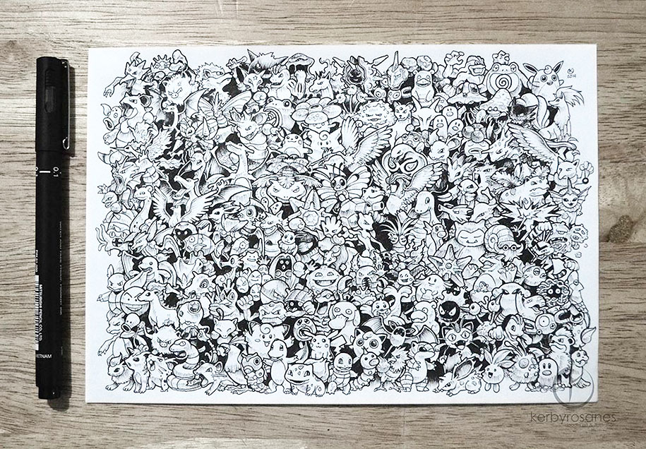 detailed-pen-drawings-kerby-rosanes-15