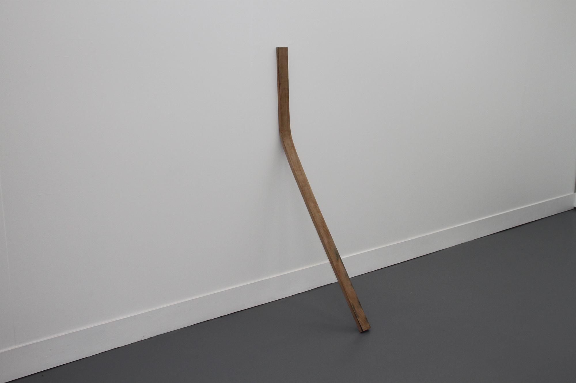 이다슬, Untitled, 2015, 나무, 1500mm
