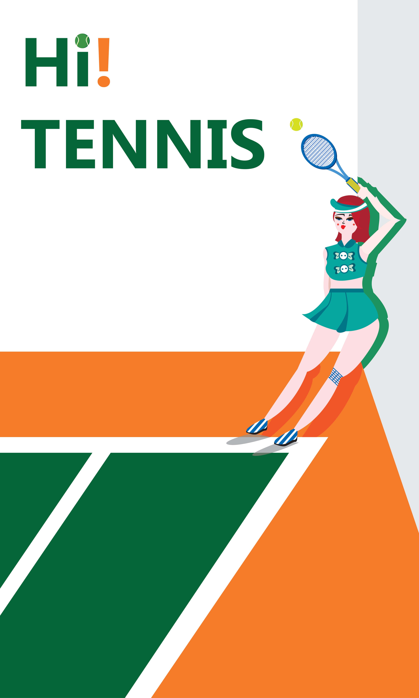 HI! TENNIS