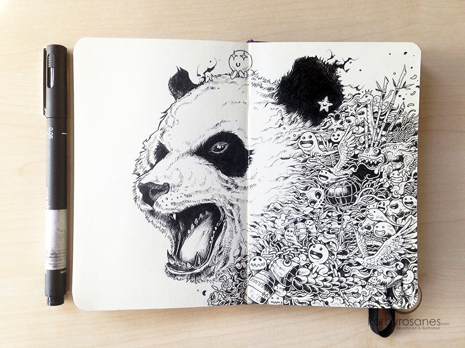 detailed-pen-drawings-kerby-rosanes-2