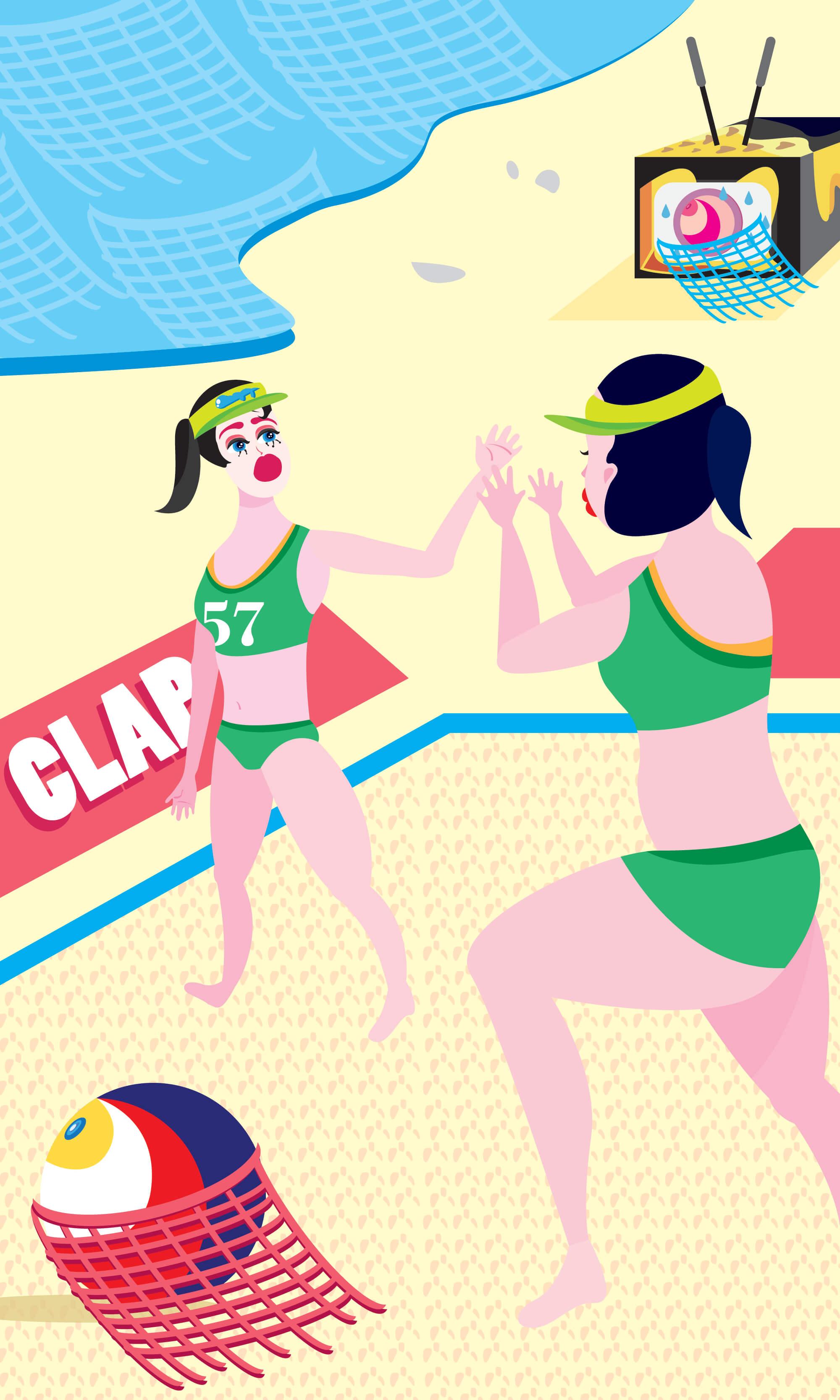 2.한라윤_CLAP_Adobe Illustrator_16.93x28.22cm_2015