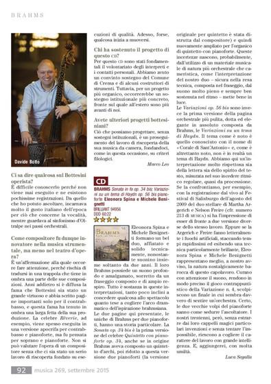 Press - Italy