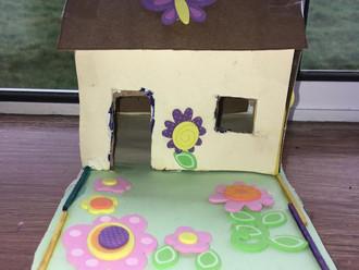 Third Class build houses!