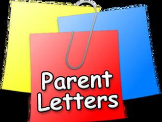 Letter on phased school reopening, Thursday Feb 25th