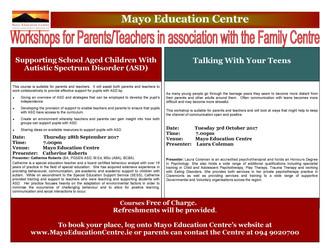 Courses for Parents