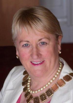 Rosena Jordan, INTO President