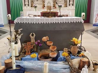 Celebrating with St Joseph's