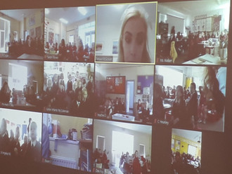 Whole School Assembly via Zoom
