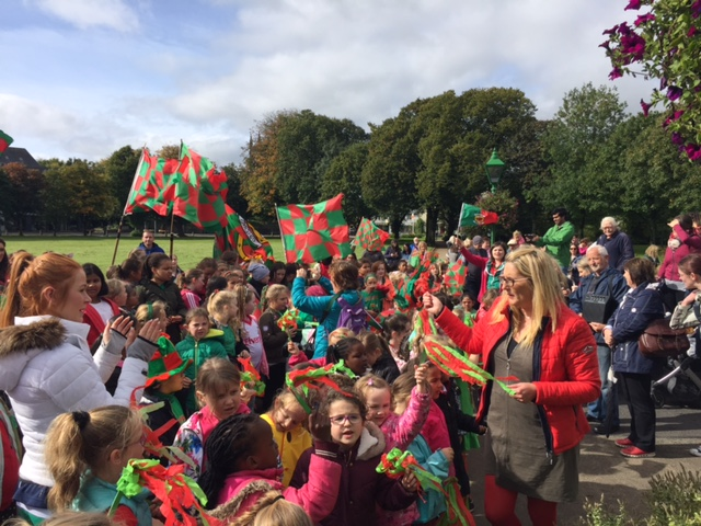 Mayo Day March